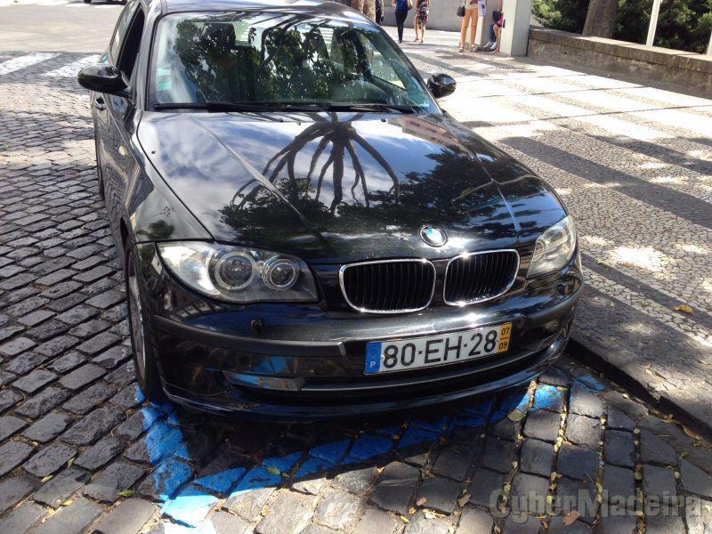 BMW Serie 1 118 Gasóleo
