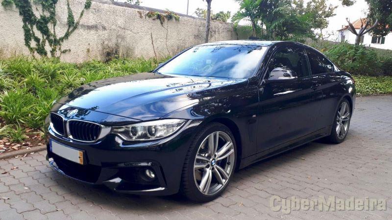 BMW Serie4 420D COUPE PACK M AUTO Gasóleo