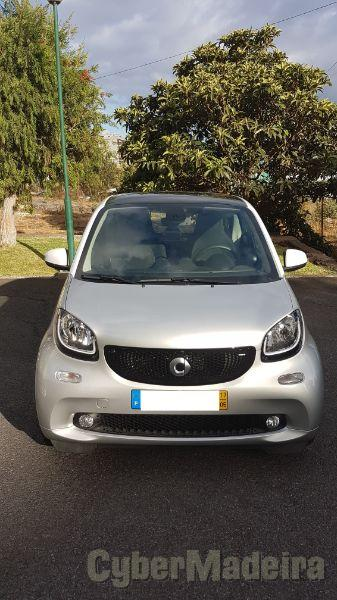 SMART FORTWO Smart ForTwo 0.9 PASSION 90 AUT. Gasolina