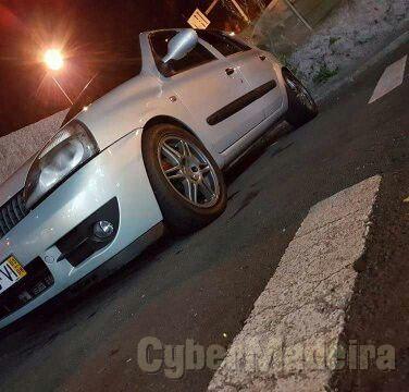 RENAULT CLIO Mk2 Gasóleo