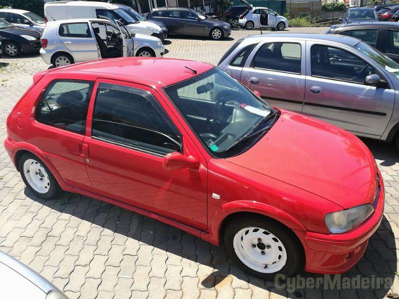PEUGEOT 106 XSI  1600CC Gasolina