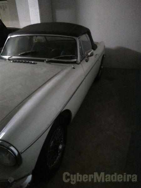 MG Cabriolet MGB Gasolina