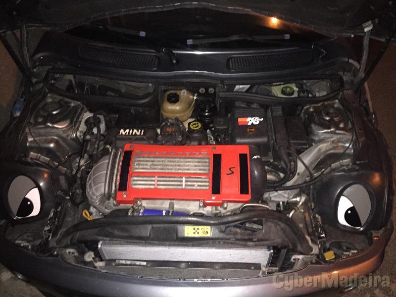 MINI MINI Cooper S r53 Gasolina