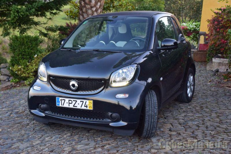 SMART FORTWO PASSION Gasolina