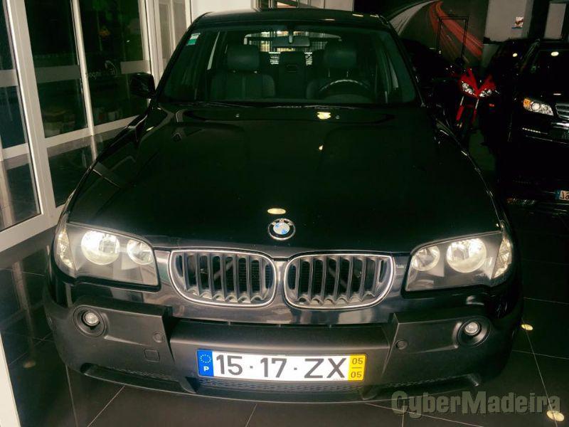 BMW X3 2.0d Excutive Line Gasóleo