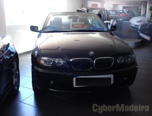 BMW Serie 3 320 CD CABRIO Gasóleo