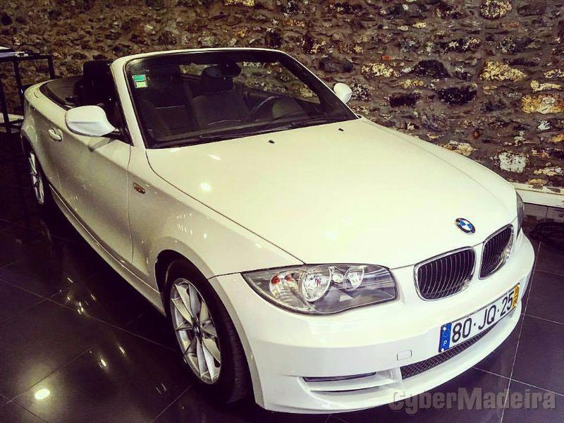 BMW Serie 1 120d CABRIO SPORT Gasóleo