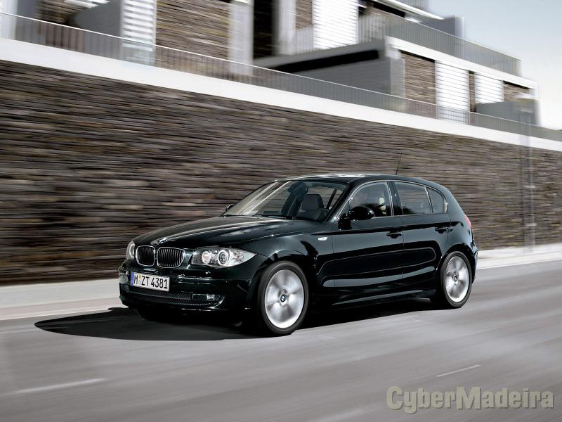 BMW Serie 1 2008 BMW Série 1 120 d 177 CV Gasóleo