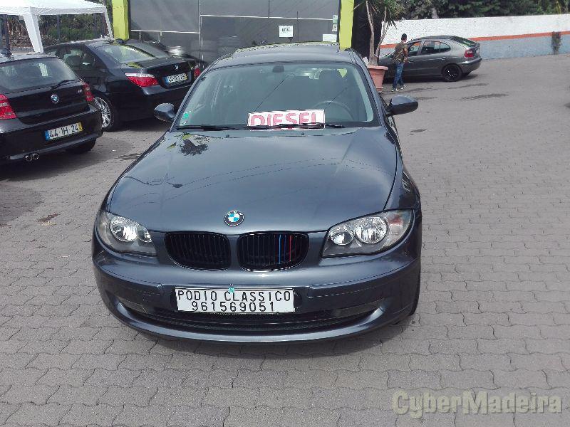 BMW Serie 1 2.0 TD Gasóleo