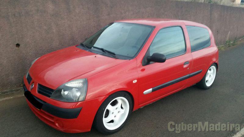RENAULT CLIO Clio (SBR7EF) Gasóleo