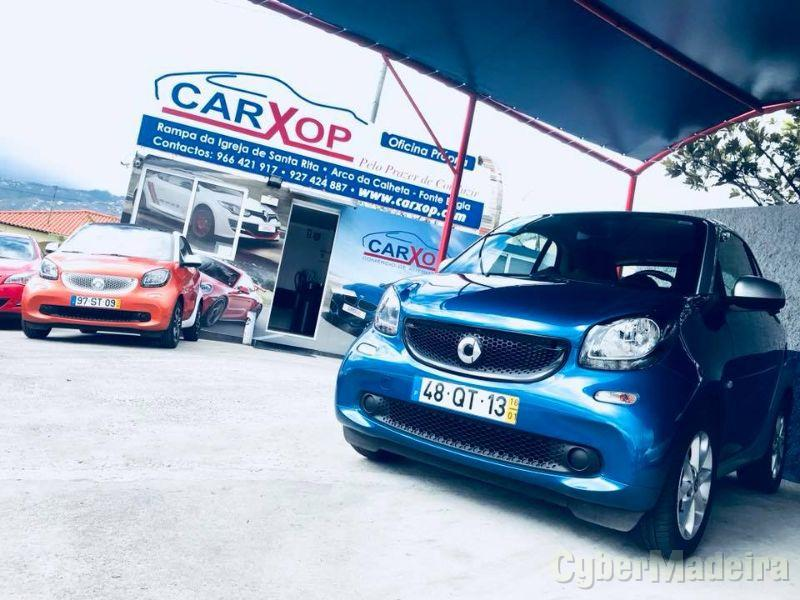 SMART FORTWO 1.0 Gasolina