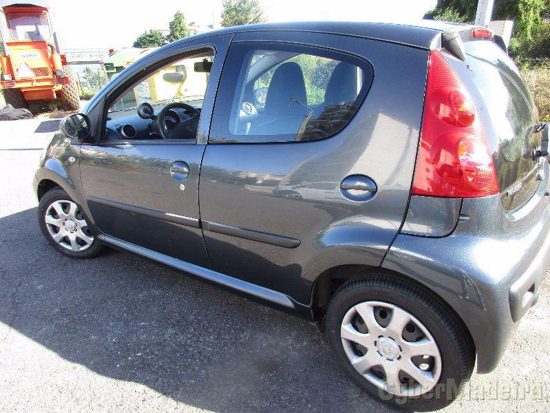 PEUGEOT 107 1.0 SX 2011 Gasolina