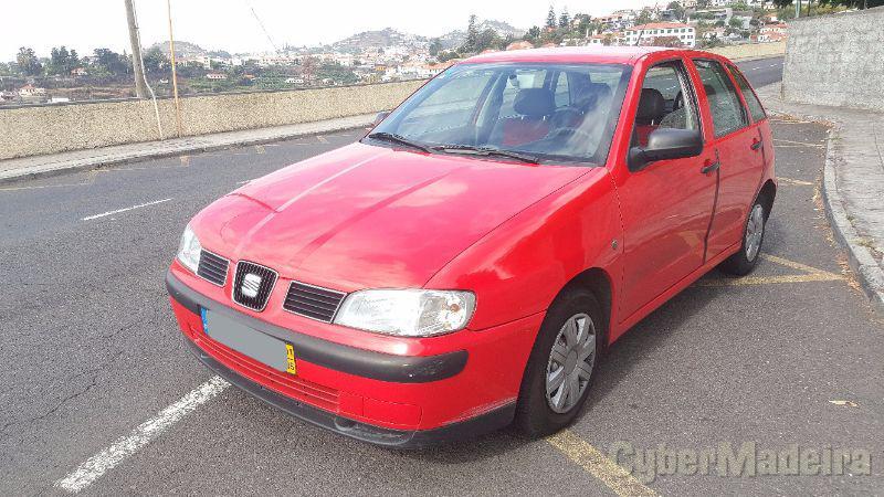 SEAT IBIZA 1.4 5P 60CV Confortline Gasolina