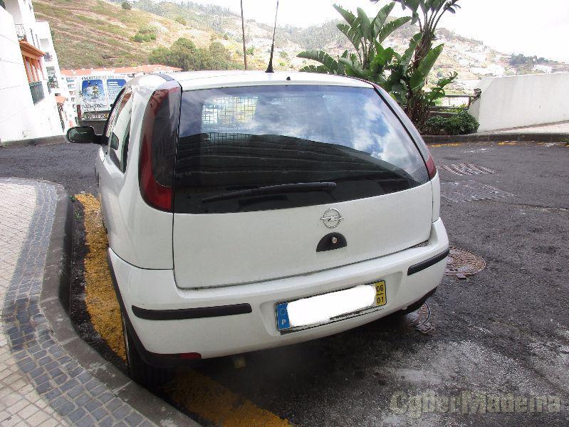 OPEL CORSA 1.3 diesel VAN 2006 Gasóleo