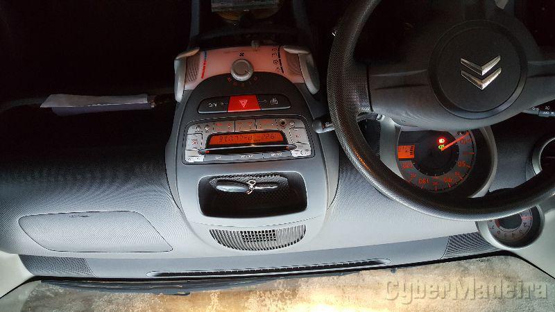 CITROEN C1 sx pack- 5portas Gasolina