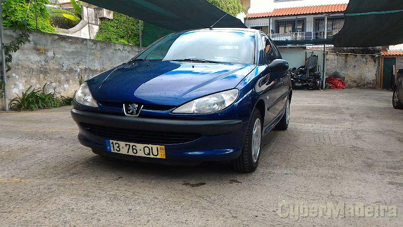 PEUGEOT 206 1.2 XR Gasolina