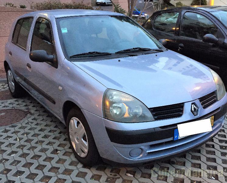 RENAULT CLIO 1.2 - 16V Gasolina