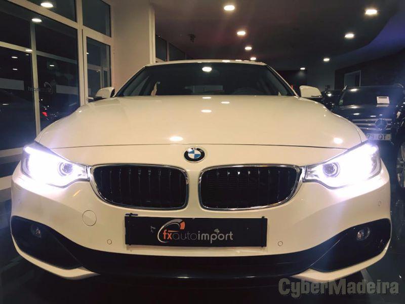 BMW Serie4 420 GranCoupe Auto 8 velocidades SPORT LINE FULL EXTRAS Gasóleo