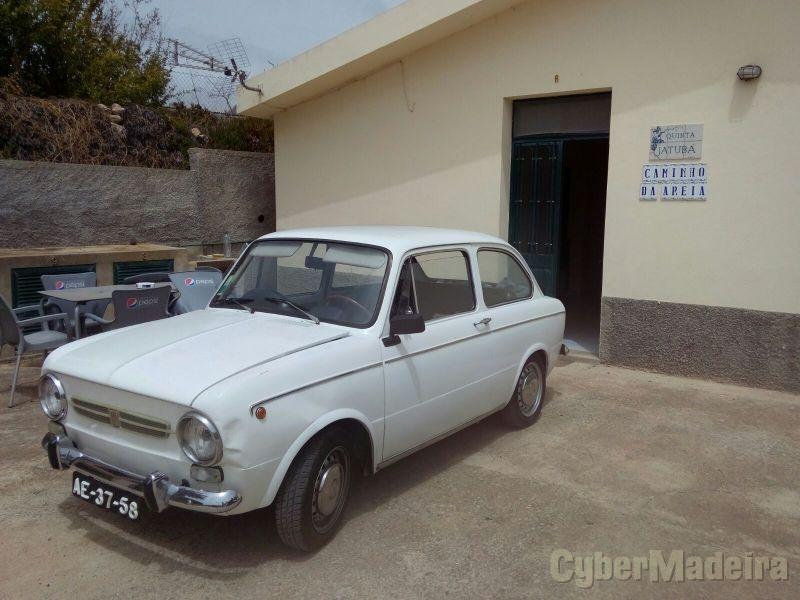 FIAT 850 Special Gasolina