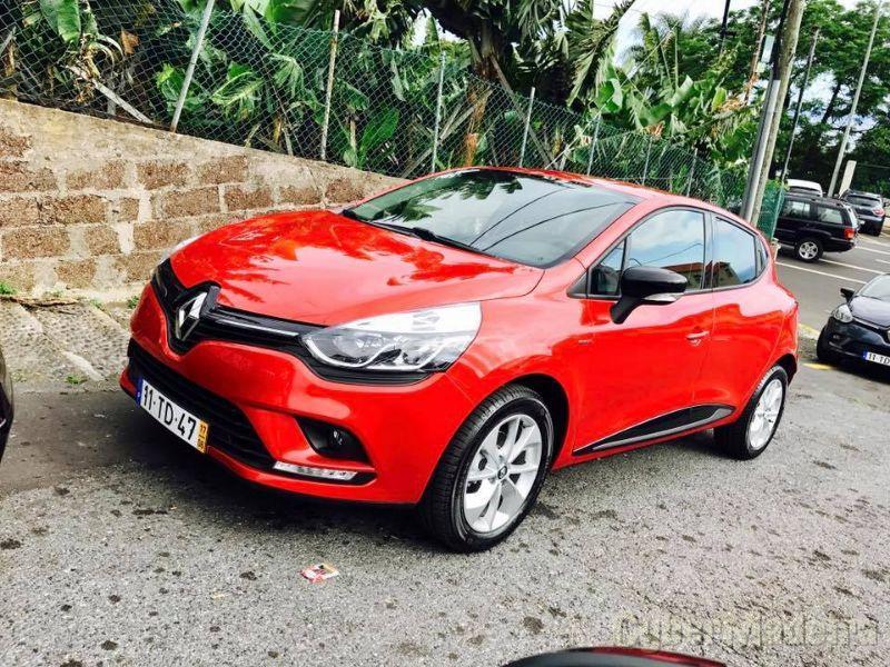 RENAULT CLIO 0.9 TCE Gasolina