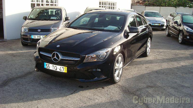 MERCEDES CLA SHOTING BRAKE 180 CDI Gasóleo