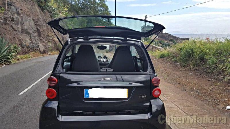 SMART FORTWO COUPE MHD Gasolina