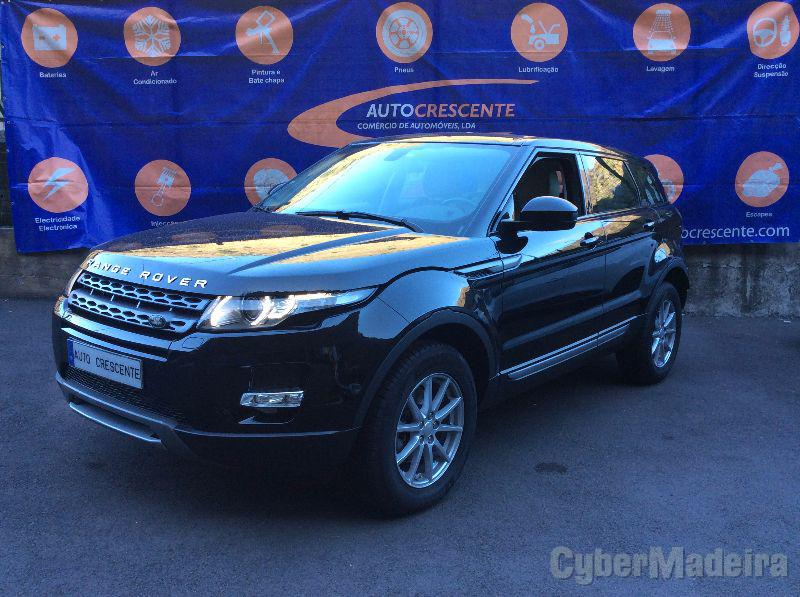 LAND-ROVER EVOQUE Pure Gasóleo
