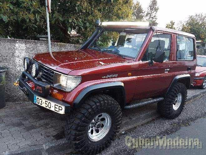 TOYOTA LAND CRUISER 3000 turbo vx Gasóleo