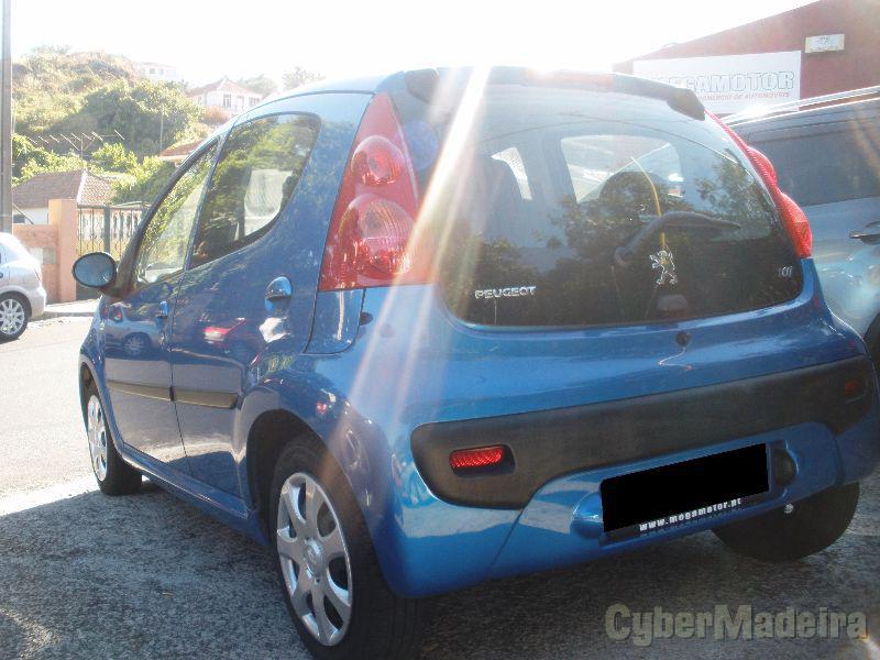 PEUGEOT 107 URBAN 68CV Gasolina