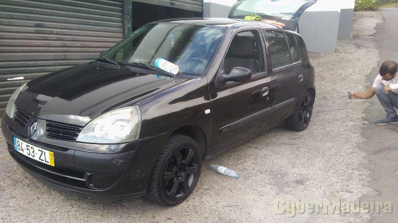 RENAULT CLIO 1.200 16v Gasolina