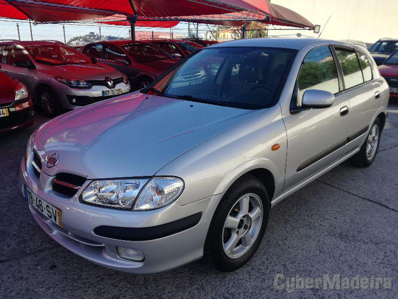 NISSAN ALMERA 1.5 16V LUXURY Gasolina