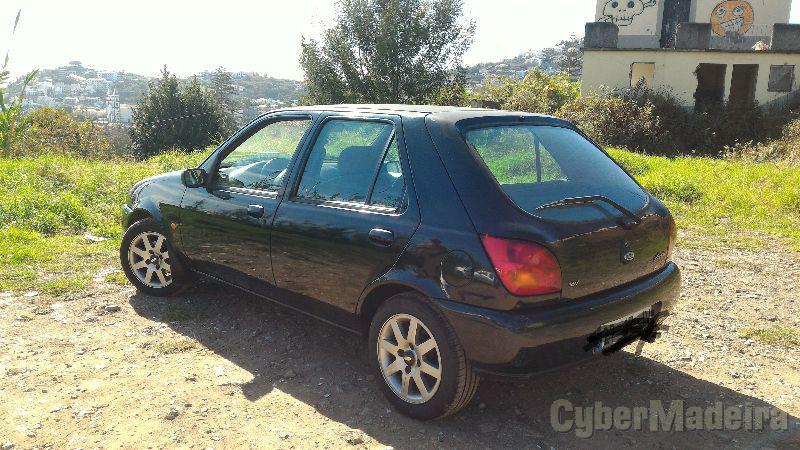 FORD FIESTA 1250 Gasolina