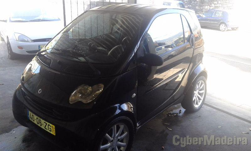 SMART FORTWO pure Gasolina