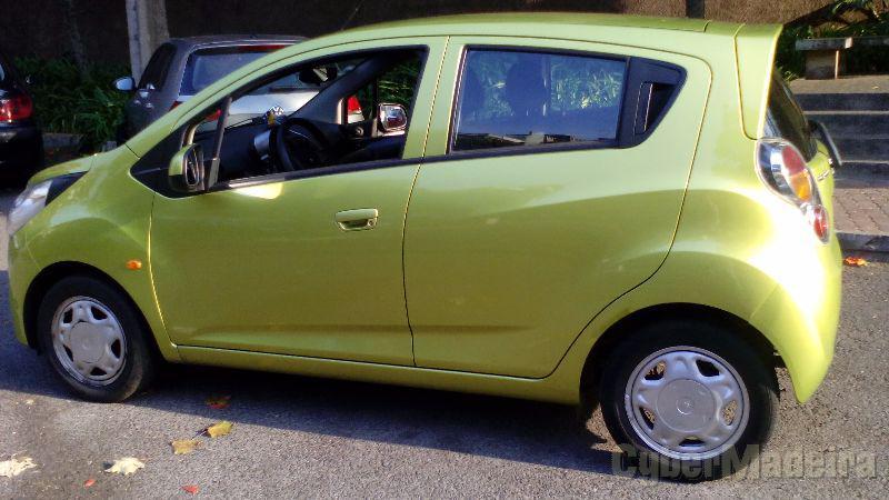 CHEVROLET SPARK 1.0 - 5 portas Gasolina