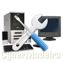 Instalação sistemas operativos, formatação, backups, limpeza hardware