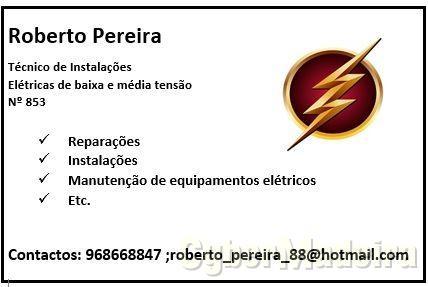 Roberto Pereira Rua Elias Garcia aptos Elias Garcia 27c - Santa luzia 9050-023 Santa Luzia, Elias Garcia