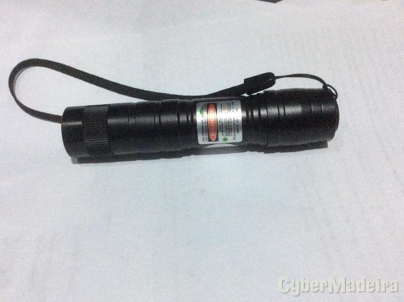 Ponteiro Laser verde com focagem
