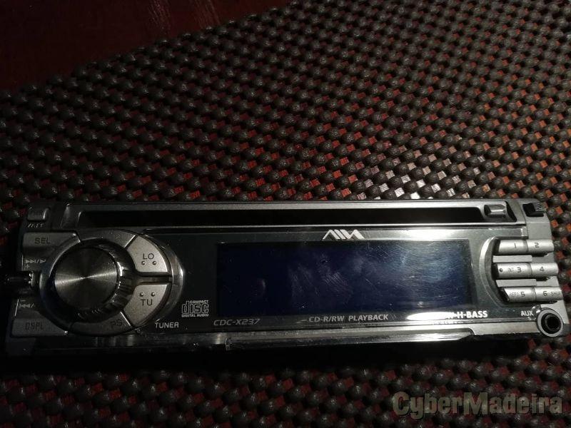 Aiwa CDC-X237 vendo frente radio