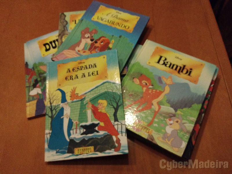 Coleção livros da disney 30?