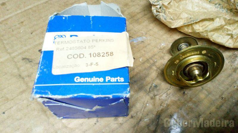 Termostato motor perkins