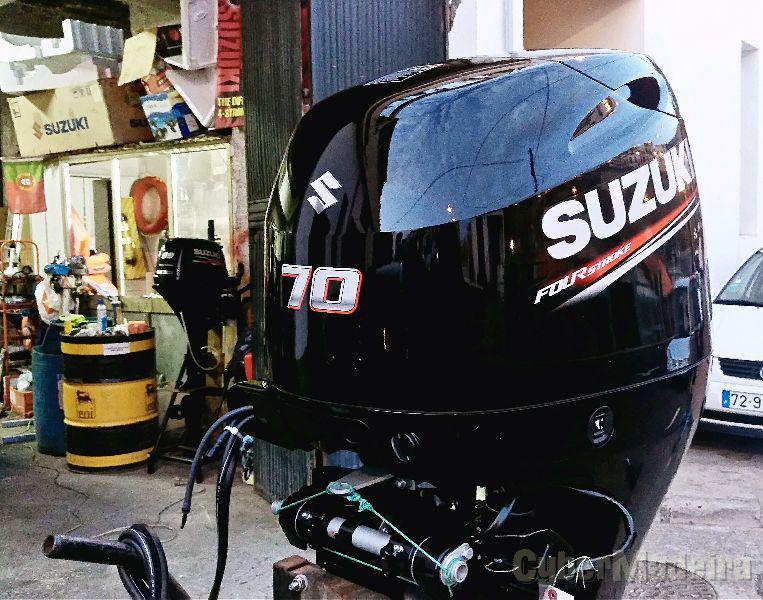 SUZUKI DF70A -- Madeira - Porto Santo