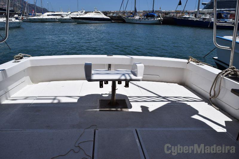 Barco Trojer 30 Pés