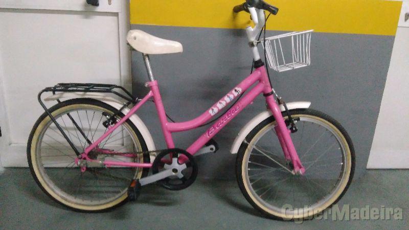 Bicicleta menina roda 20 Outros