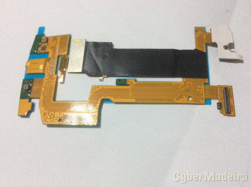 Fita flex Blackberry 9800