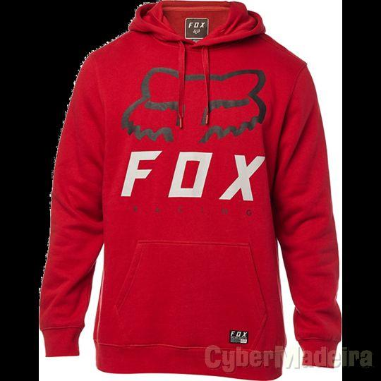 Hoodie Fox Racing Heritage Forger Po Fleece