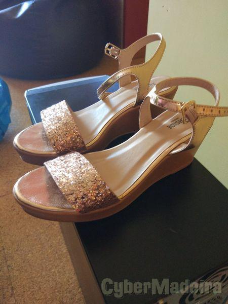 Sapatos senhora como novos
