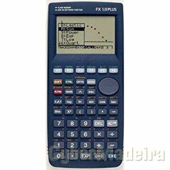 Calculadora gráfica casio 1.0 plus