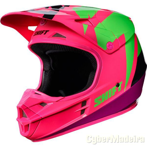 Scorpion Capacete SHIFT tarmacS