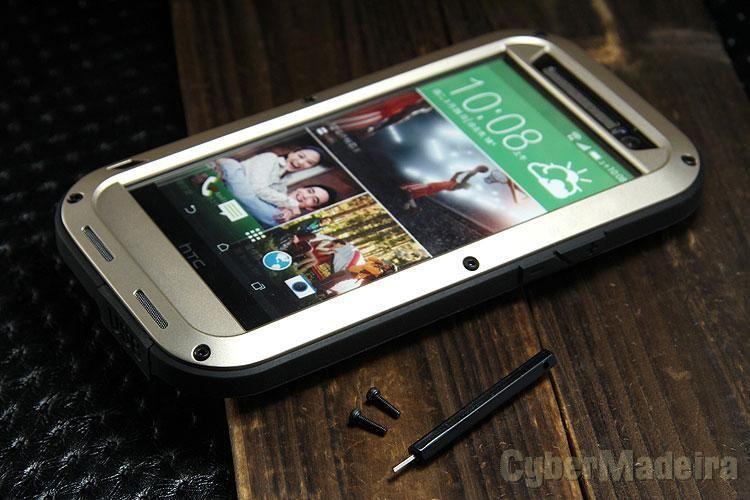 Capa Metal - Alumínio Sony Xperia Z5  - Prova de Agua e choque. Ultra resistente