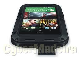 Capa Metal - Alumínio HTC One M8 - Prova de Agua e choque.